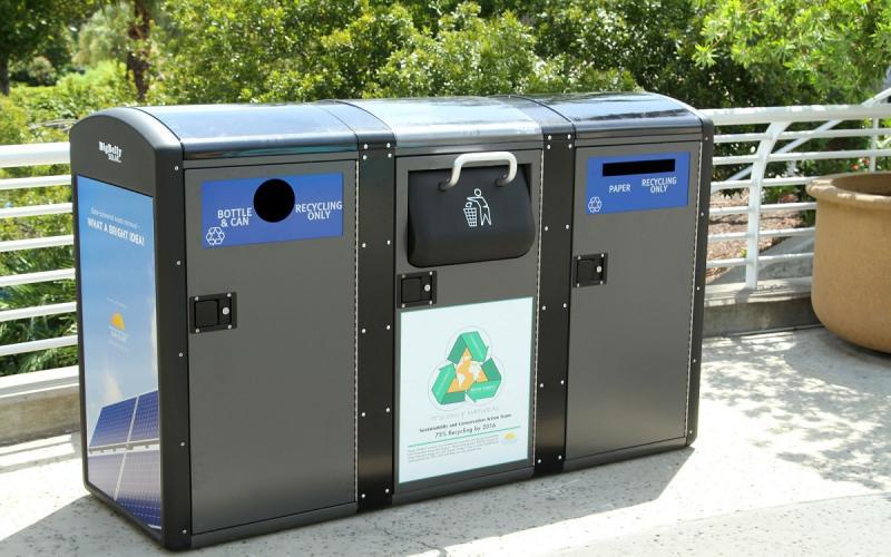 Solar Trash Compactors Market