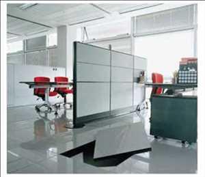 Solution de plancher d'accès modulaire