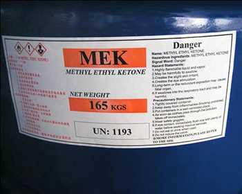 Marché mondial du méthyléthylcétone MEK